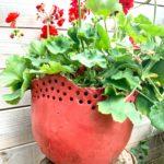 grand pot jardin céramique claymee pièce unique