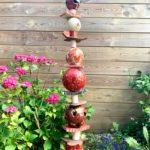 céramique jardin décoration originale cadeau céramique