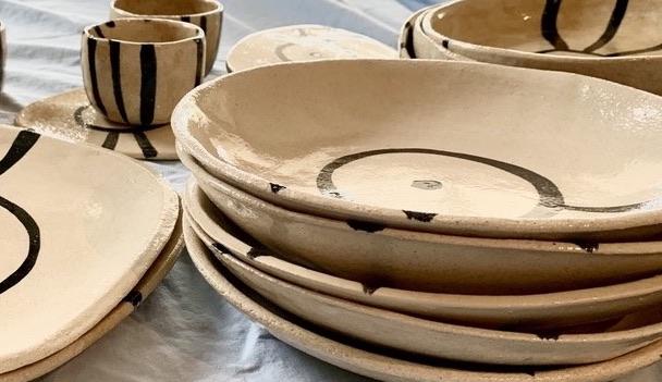 assiette céramique claymee