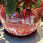 poterie jardin pot de fleurs géant