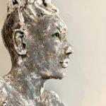 sculpture femme lyon clairemichelini.com