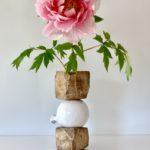 vase céramique original sculpture claymee lyon